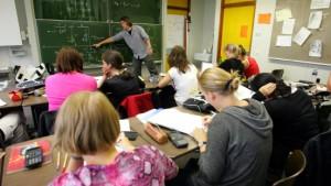 Sachsens Bildungssystem an der Spitze