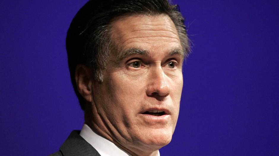 Mitt Romney: Multimillionär, Politiker und Präsidentschaftskandidat der Republikaner