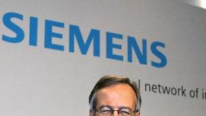 Widerstand gegen Entlastung der Siemens-Vorstände
