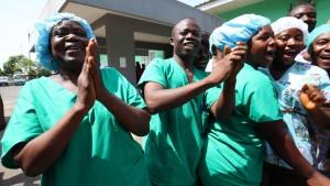 Weltgesundheitsorganisation erklärt Westafrika für ebolafrei