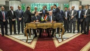 Neue Palästinenser-Regierung übernimmt Gaza-Streifen zum 1. Dezember