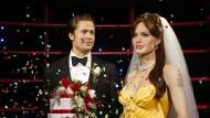 In Ermangelung von Hochzeitsfotos müssen sich Fans auf ihre Phantasie verlassen