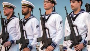 Viele Fragen zum neuen Sturmgewehr
