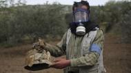 UN werfen Syrien Einsatz von Chlorgas in Aleppo vor