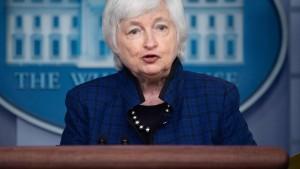 US-Finanzministerin warnt vor Zahlungsausfall im Oktober