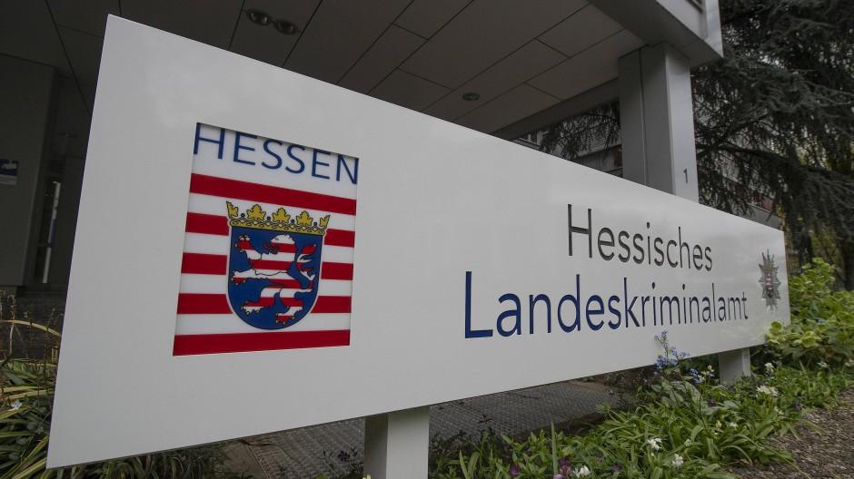 Das Landeskriminalamt Hessen erhält einen neuen Präsidenten.