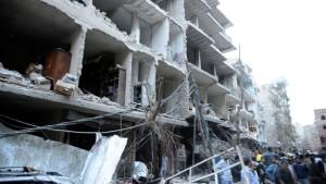 Syrien-Beobachter: Der Waffenstillstand ist tot
