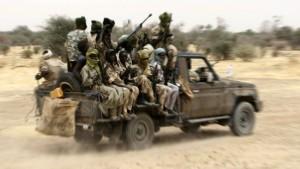 Gaddafi rekrutiert Söldner unter den Tuareg