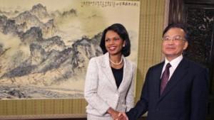 Rice: Peking soll Sanktionen gegen Mugabe stützen