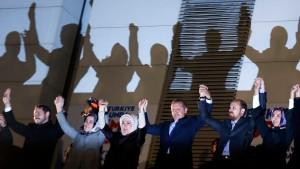 Erdogan wird zum Racheengel