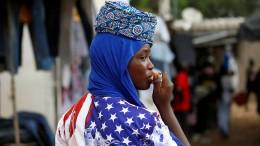 Ein Kontinent ist zurück auf Amerikas Weltkarte