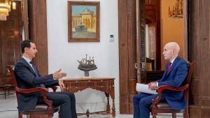 Assad droht Amerikas Verbündeten mit Angriffen