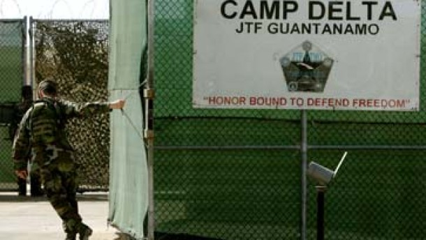 Hinter Gittern in Guantanamo