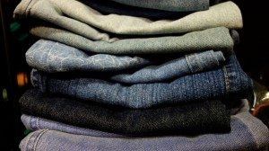 Traditionsware aus Italien: Jeans der Firma Lucarda