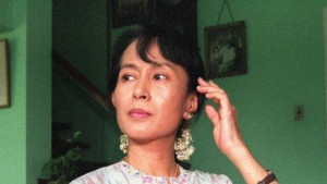 Aung San Suu Kyis Kampf seit 22 Jahren