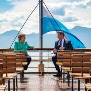 Söder, Merkel und sonst nichts: Da fühlen manche in der CDU sich plötzlich ganz verloren.
