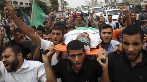 Israel tötet Hamas-Kommandeur