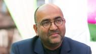 Der außenpolitische Sprecher der Grünen Omid Nouripour