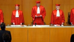 Karlsruhe verhandelt zwei Tage über Lissabon-Vertrag