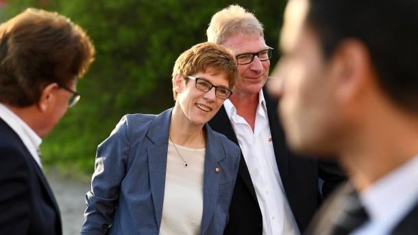 CDU im Freudentaumel, SPD ernüchtert