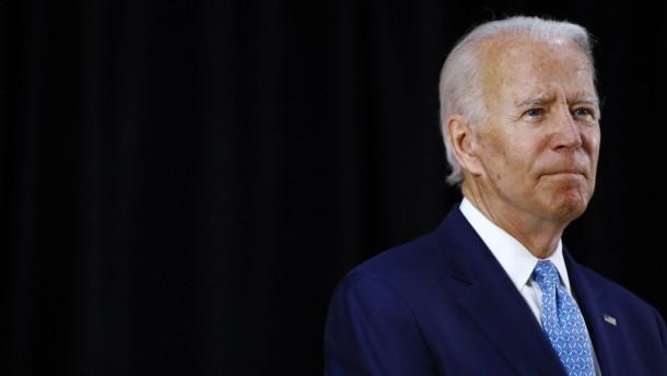 Biden würde als Präsident wohl Abzugspläne aus Deutschland prüfen