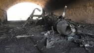 Syrien verlegt offenbar seine Kampfflugzeuge