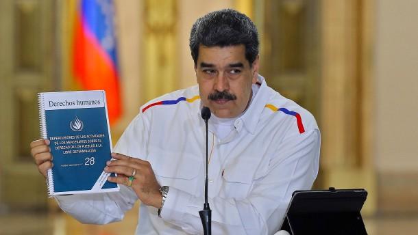 Elf weitere Festnahmen in Venezuela