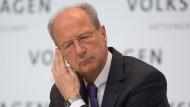 Künftiger Aufsichtsratschef sieht existenzbedrohende Krise