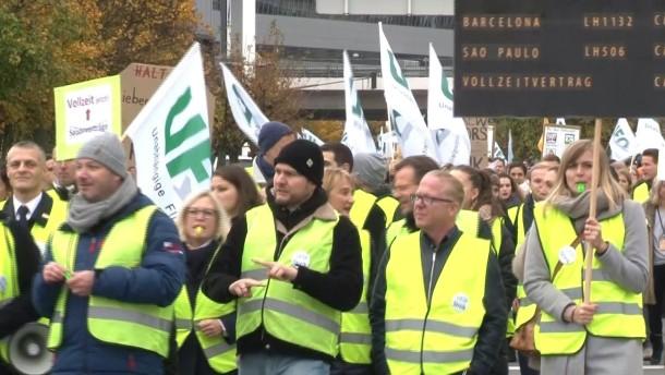 Drohen neue Streiks bei der Lufthansa?