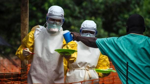 Ebola-Patient soll nach Deutschland gebracht werden