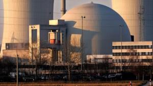 Mehr Geld für die Atomfoschung