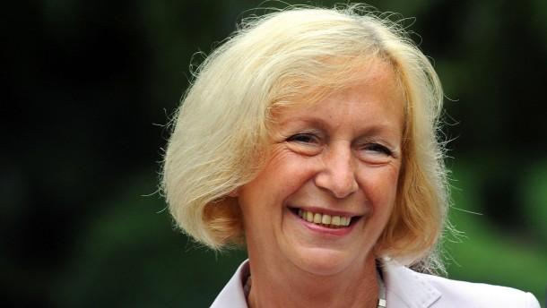 Johanna Wanka wird Bundesbildungsministerin