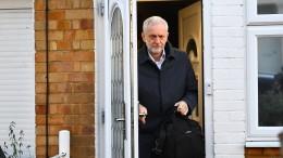 Corbyn fordert fünf Zusagen für seine Unterstützung