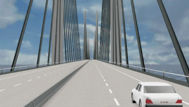 Berlin und Kopenhagen einigen sich über Brücke