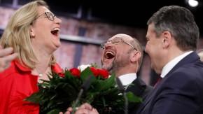 Der Schulz-Effekt auf die Landtagswahlen: Die AfD im Abwärtstrend