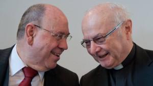 Kirchen stellen sich gegen Rente mit 63