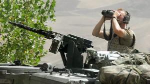 Wieder Raketenangriff auf die Bundeswehr