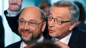 Straßburger Parlament will das letzte Wort haben