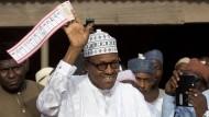 Warum Nigeria einen früheren Diktator wählt