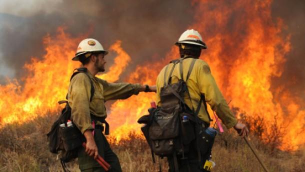 Fortschritte bei Brandbekämpfung