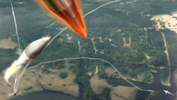 Was schützt uns vor den Raketen?