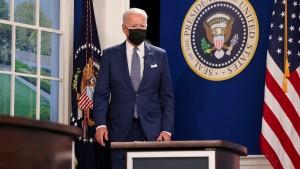 Biden wird von der amerikanischen Realität eingeholt