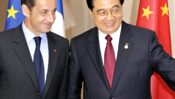 Sarkozy kündigt Teilnahme an Eröffnungsfeier an