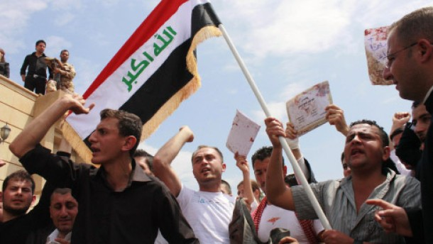 Verfolgt durch die Kurden?