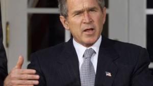 Bush: Saddam muss UN-Kontrolleure ins Land lassen