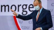 Offene Kampfansage an Armin Laschet und Angela Merkel: Friedrich Merz