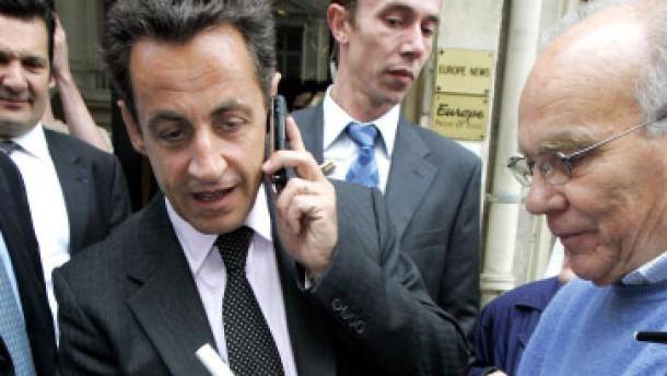 Sarkozy vergrößert Vorsprung