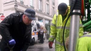 Freut Euch, bei Allah, London soll bombardiert werden