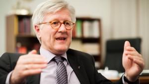 EKD-Ratschef will Papst zur Reformationsfeier einladen