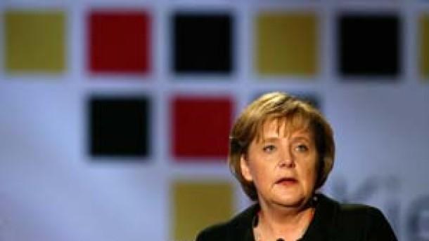 Merkel: Die Deutschen müssen mehr Chancen sehen